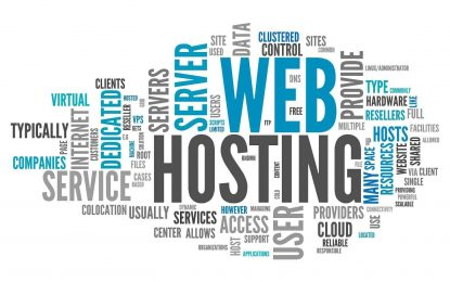 Web Hosting And Services