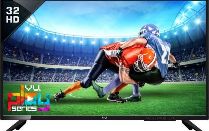 Pick the best Vu television and compare its features