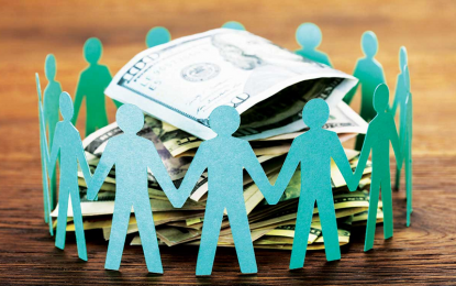 The place of crowdfunding in a peer to peer economic system of the future