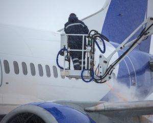 Carbon Nanotubes Prove Effective for Plane Deicing