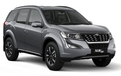 The Plush New XUV500  – you cannot help but fall in awe with it