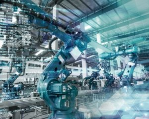 Collaborative Robots Increasing Production Efficiency